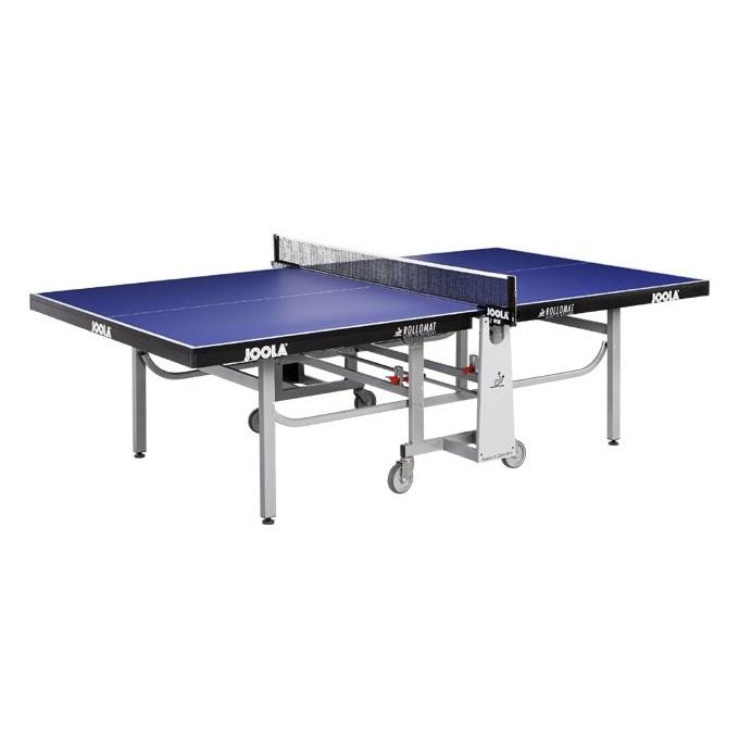Stôl na stolný tenis Joola Rollomat modrá