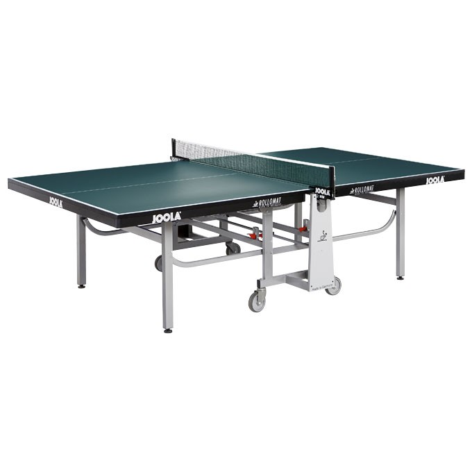 Stôl na stolný tenis Joola Rollomat zelená