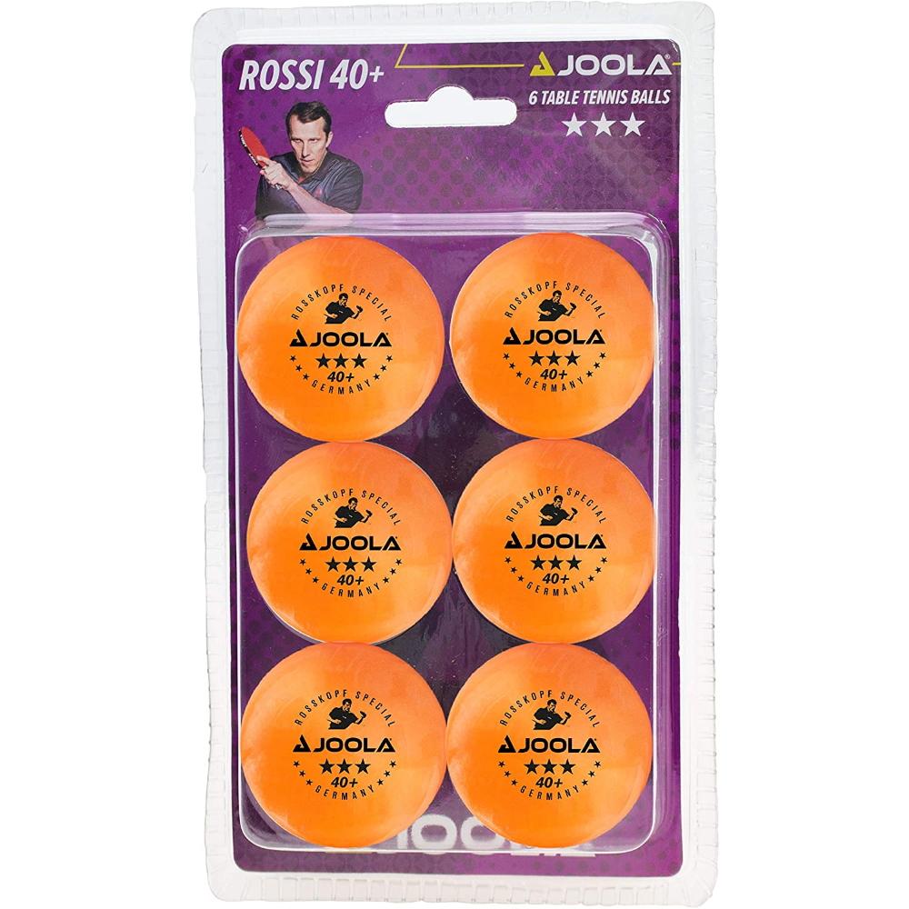 Set loptičiek Joola Rossi 6ks (3 hviezdy)