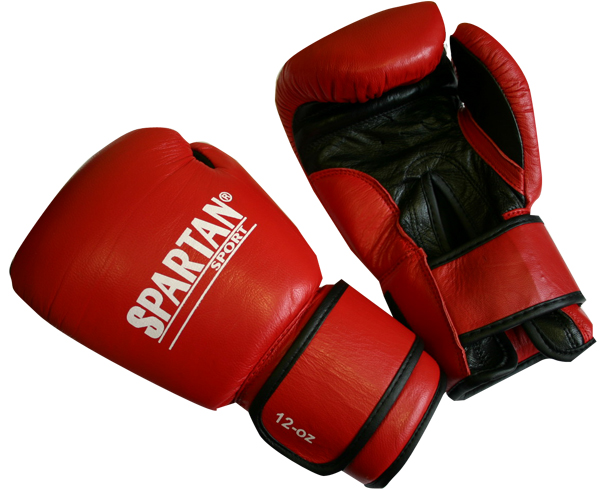 Boxerské rukavice Spartan