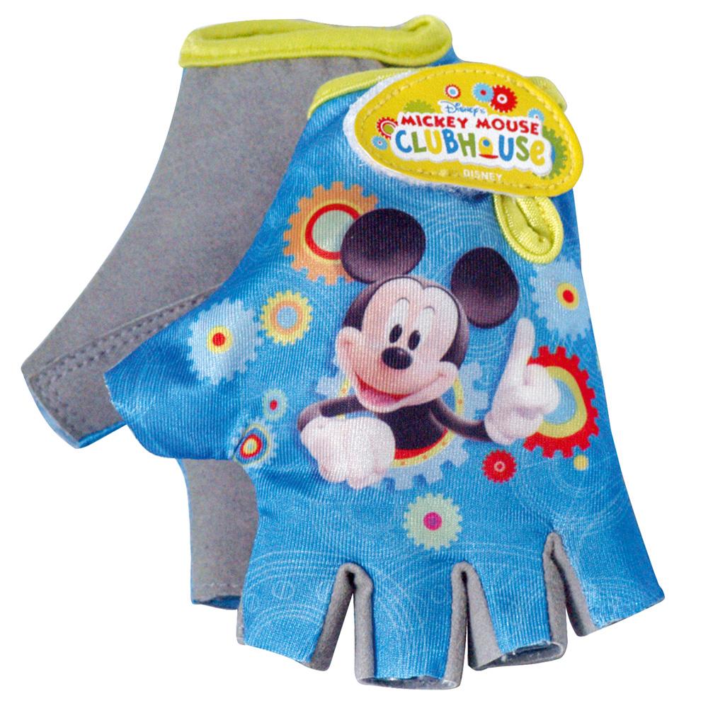 Detské cyklo rukavice Mickey Mouse