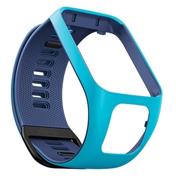 Remienok pre TomTom Watch 3 indigo-svetlo modrá