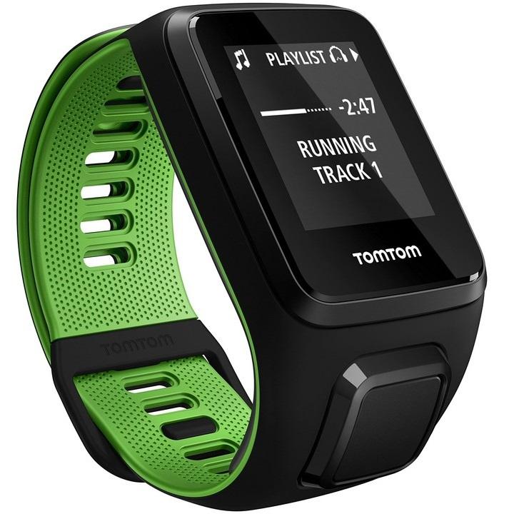 Športtester TomTom Runner 3 Music + Bluetooth slúchadlá