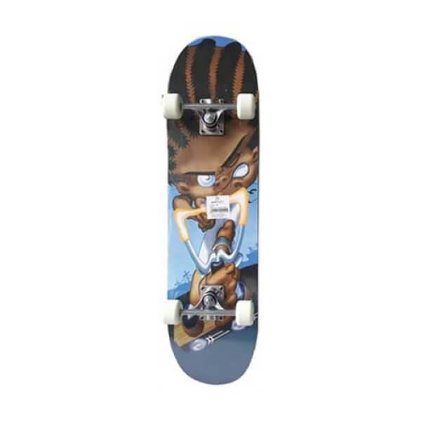 Skateboard Spartan Circle Star Sling Boy
