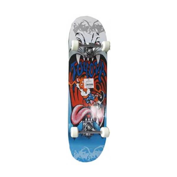 Skateboard Spartan Circle Star Rat & Cat