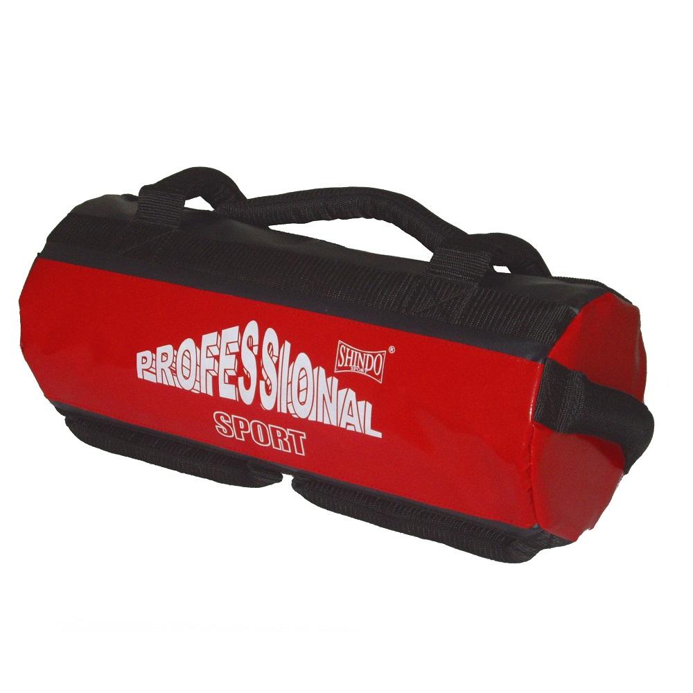 Posilňovací vak s úchopmi Shindo Sport Sand Bag