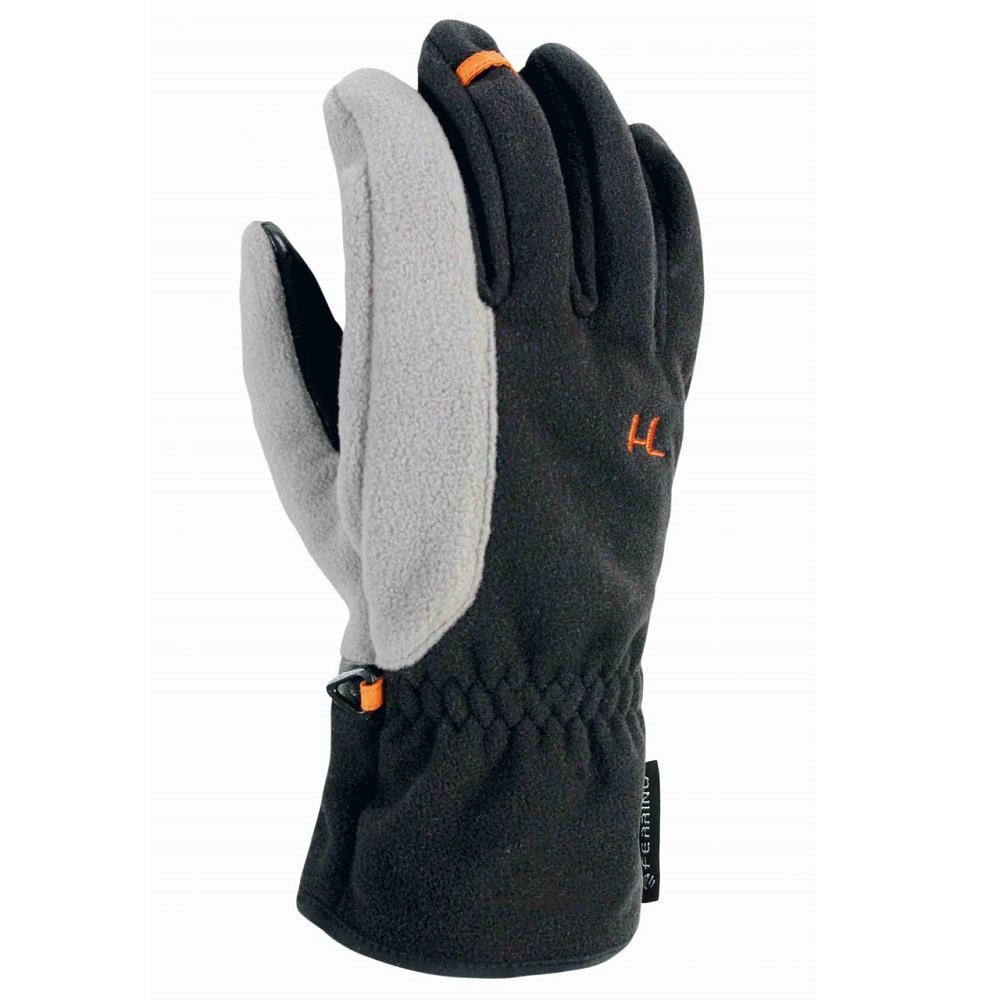 Zimné rukavice FERRINO Screamer čierno-šedá - L