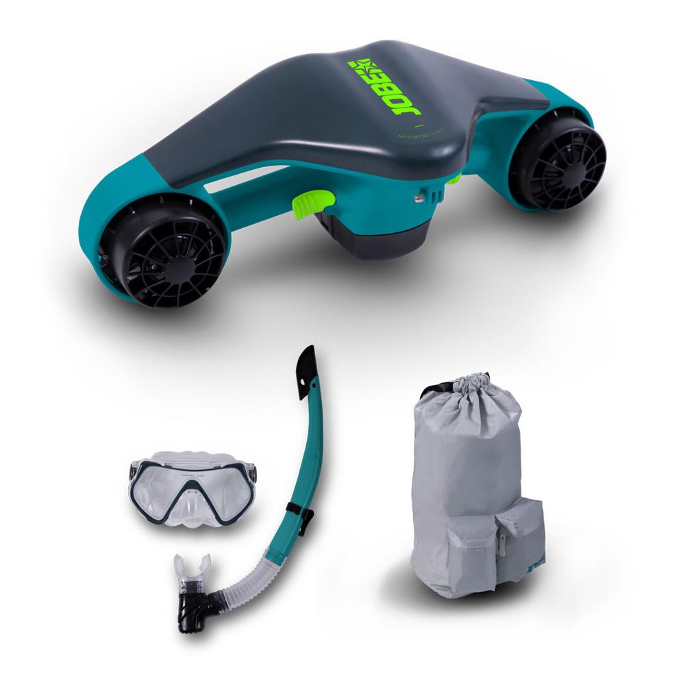 Podvodný skúter Jobe Infinity Seascooter s príslušenstvom