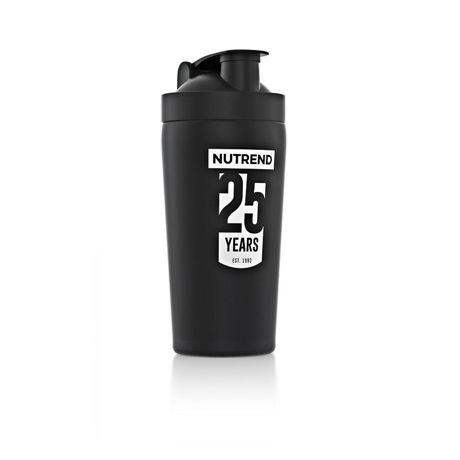 Nerezový shaker Nutrend 780 ml čierna