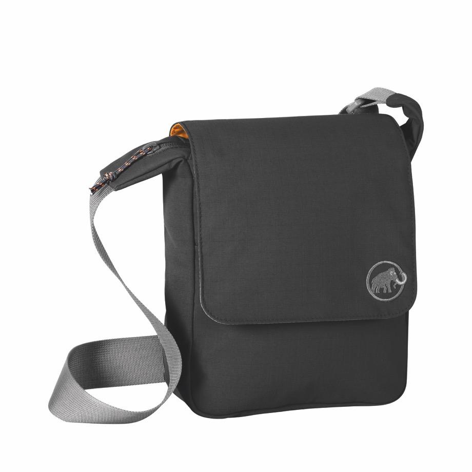 70a0d3e611 Taška cez rameno MAMMUT Shoulder Bag Square 4 l - Black - inSPORTline