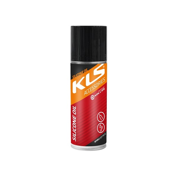Silikónový olej v spreji Kellys 200 ml