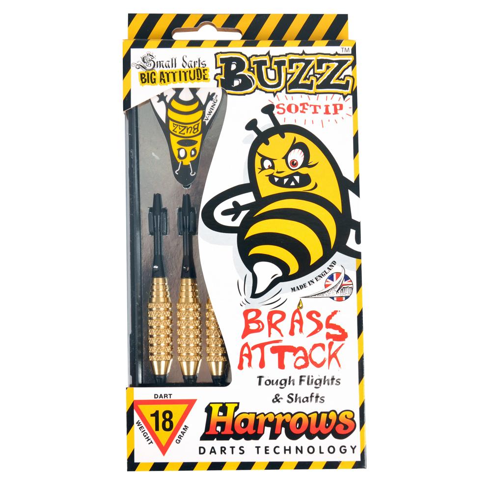 Šípky Harrows Buzz