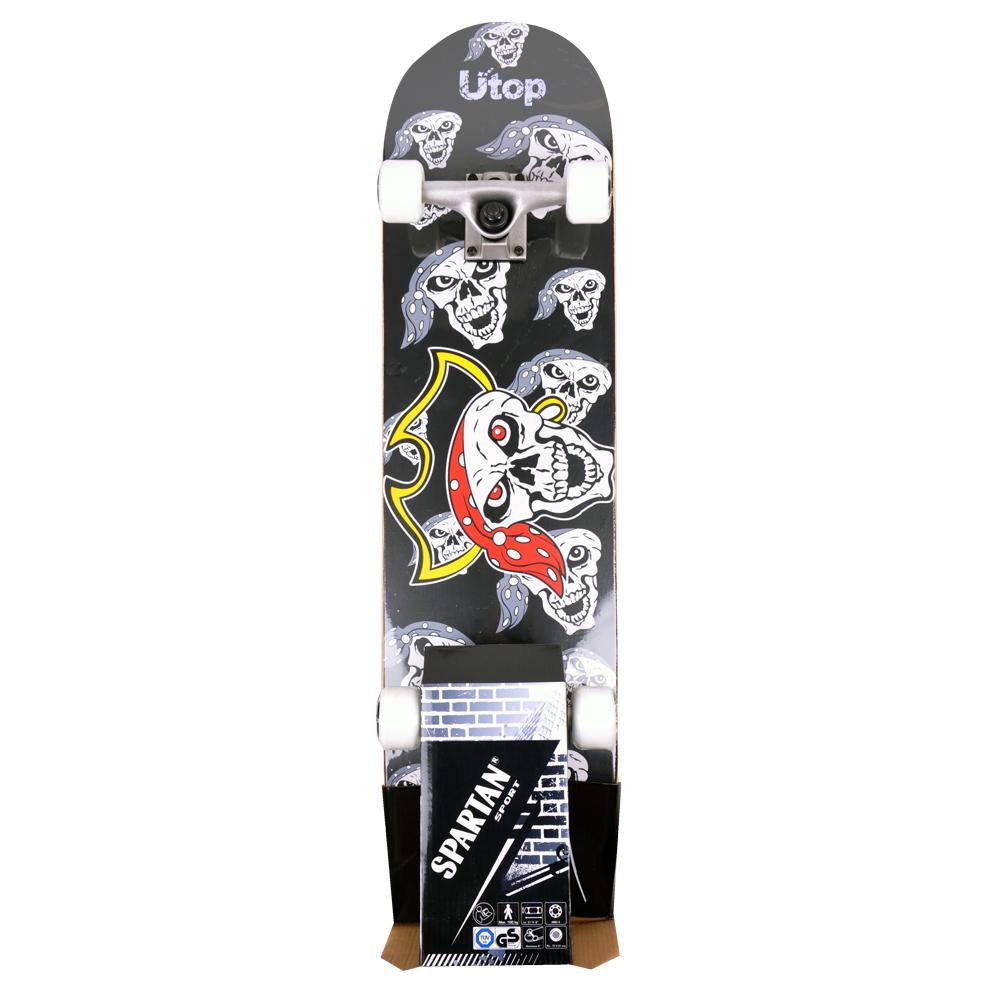 Skateboard Spartan Utop