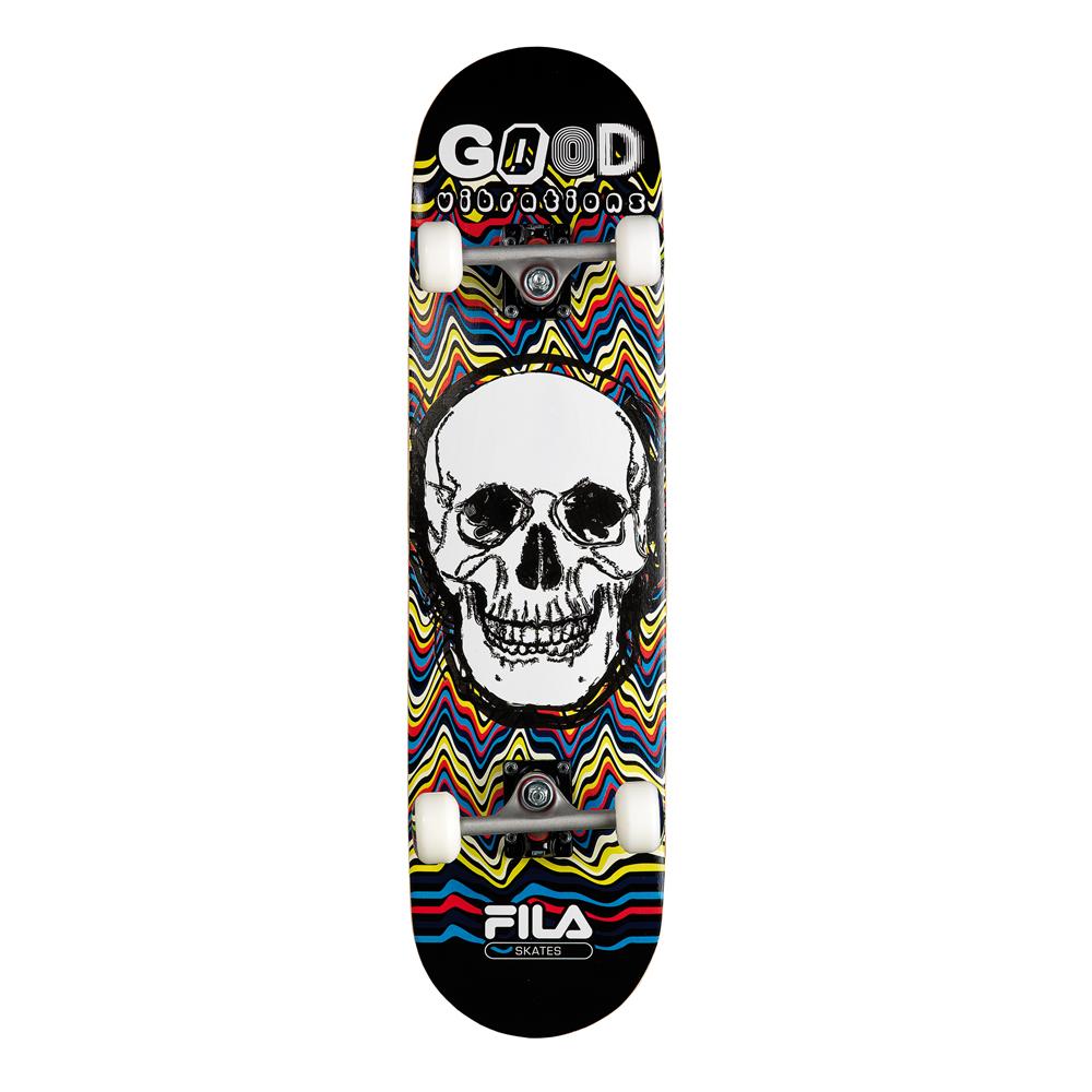 Skateboard Fila Skull