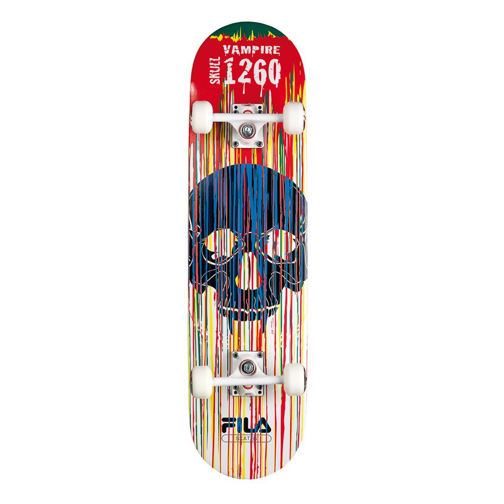 Skateboard FILA Skull Paint