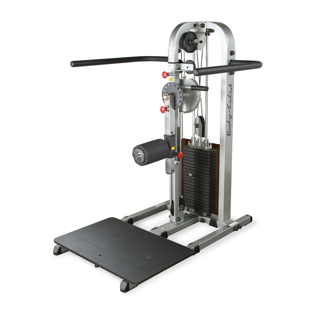 Posilňovač stehien Body-Solid SMH-1500G/2