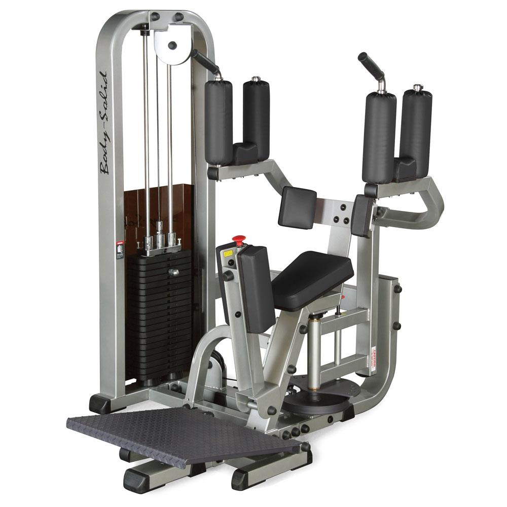 Posilňovač svalov hornej polovice tela Body-Solid SOT-1800G/2