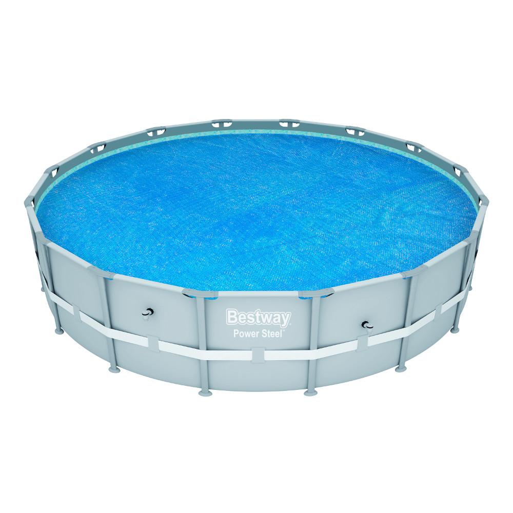 Solárna plachta na bazén Bestway Solar Pool Cover 488 cm