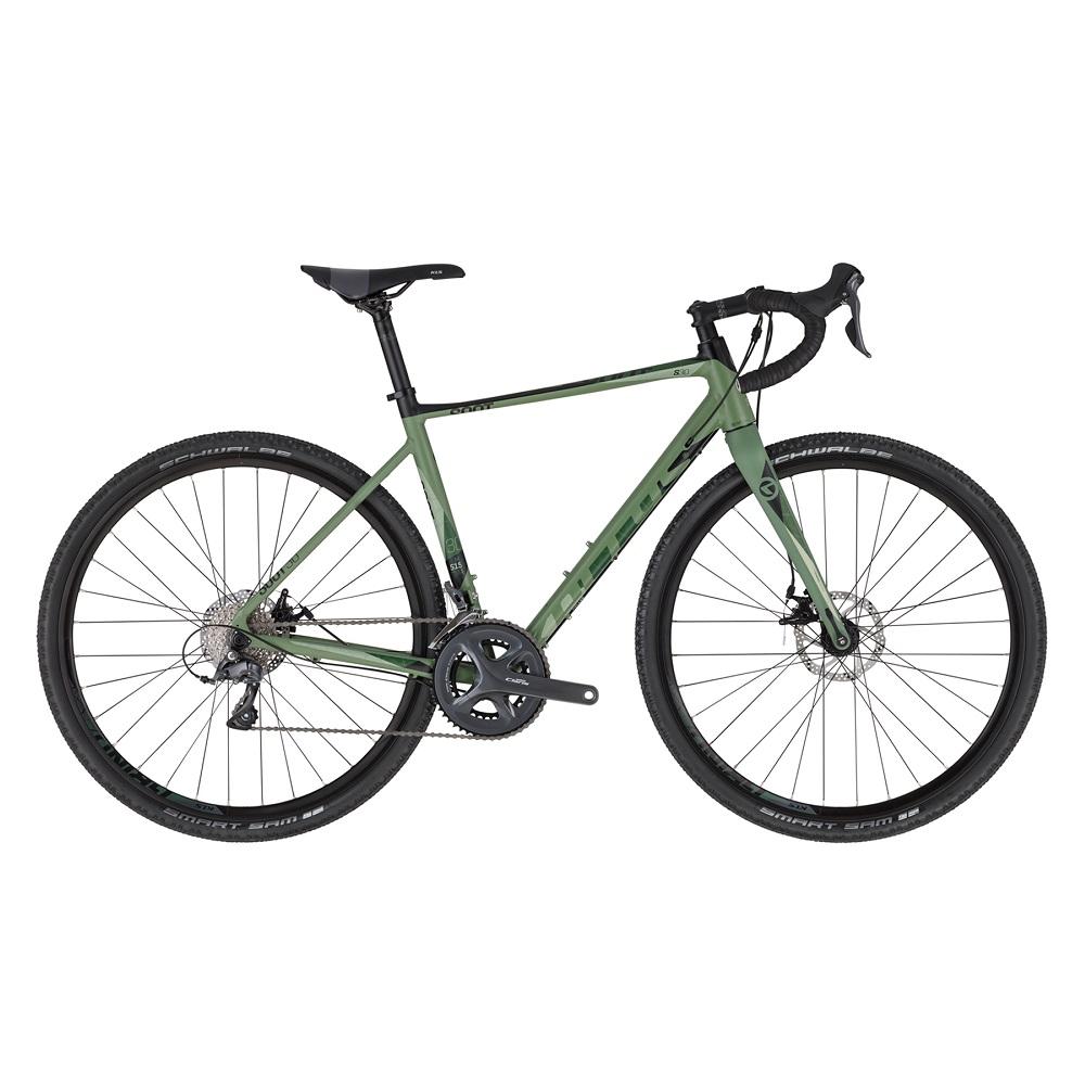"Gravel bicykel KELLYS SOOT 30 28"" - model 2020 S (490 mm) - Záruka 10 rokov"