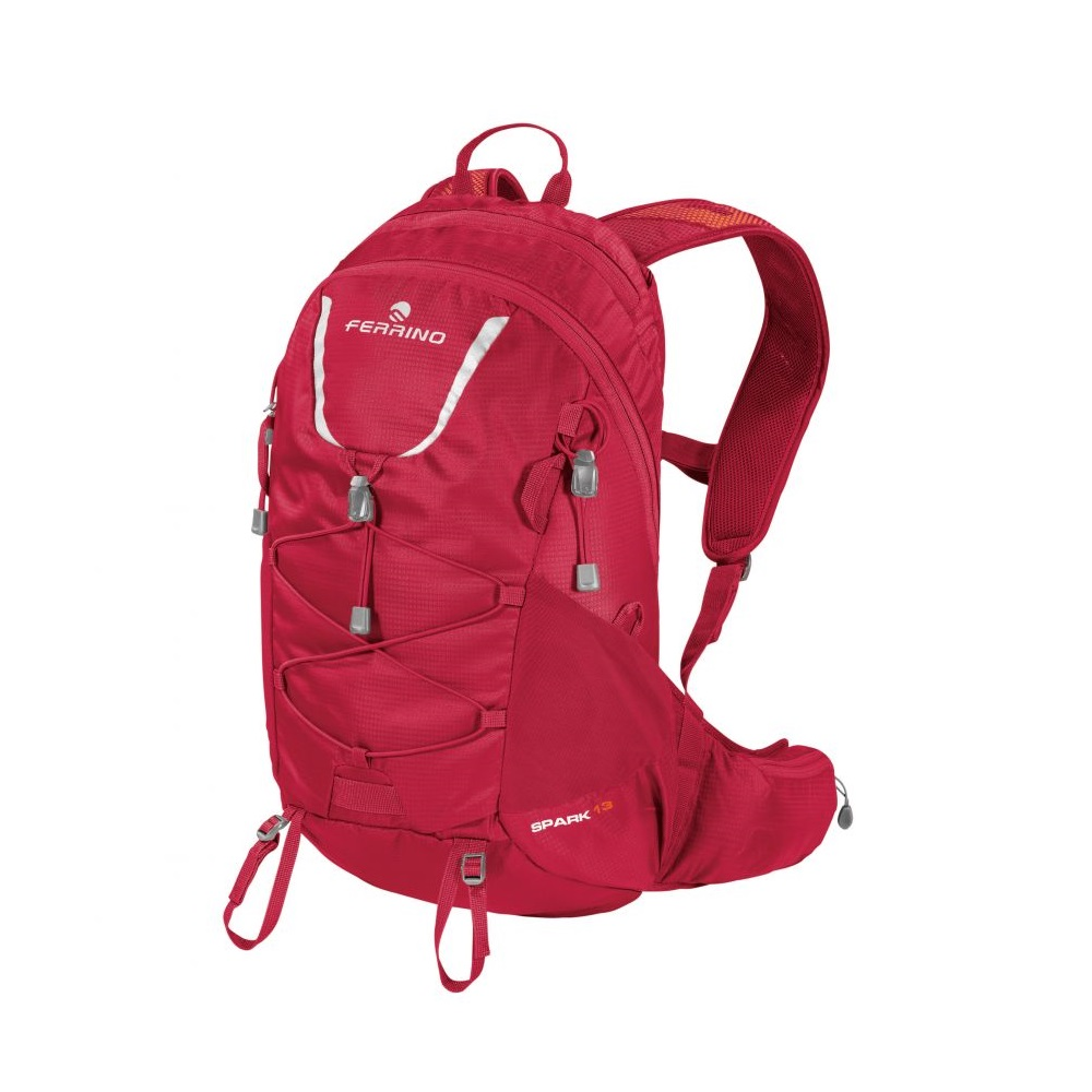 Športový batoh FERRINO Spark 13 - červená - inSPORTline d638fcbe92