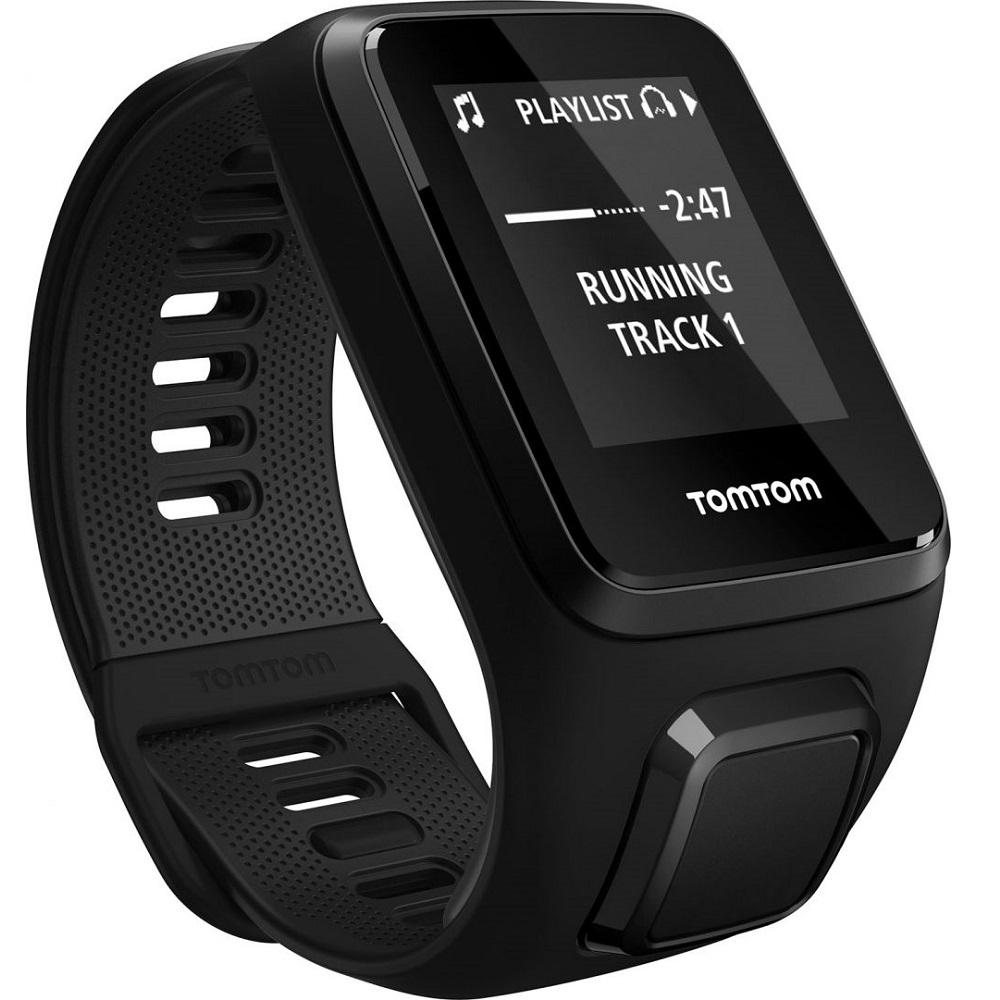 GPS hodinky TomTom Spark 3 Cardio + Music + Bluetooth slúchadlá