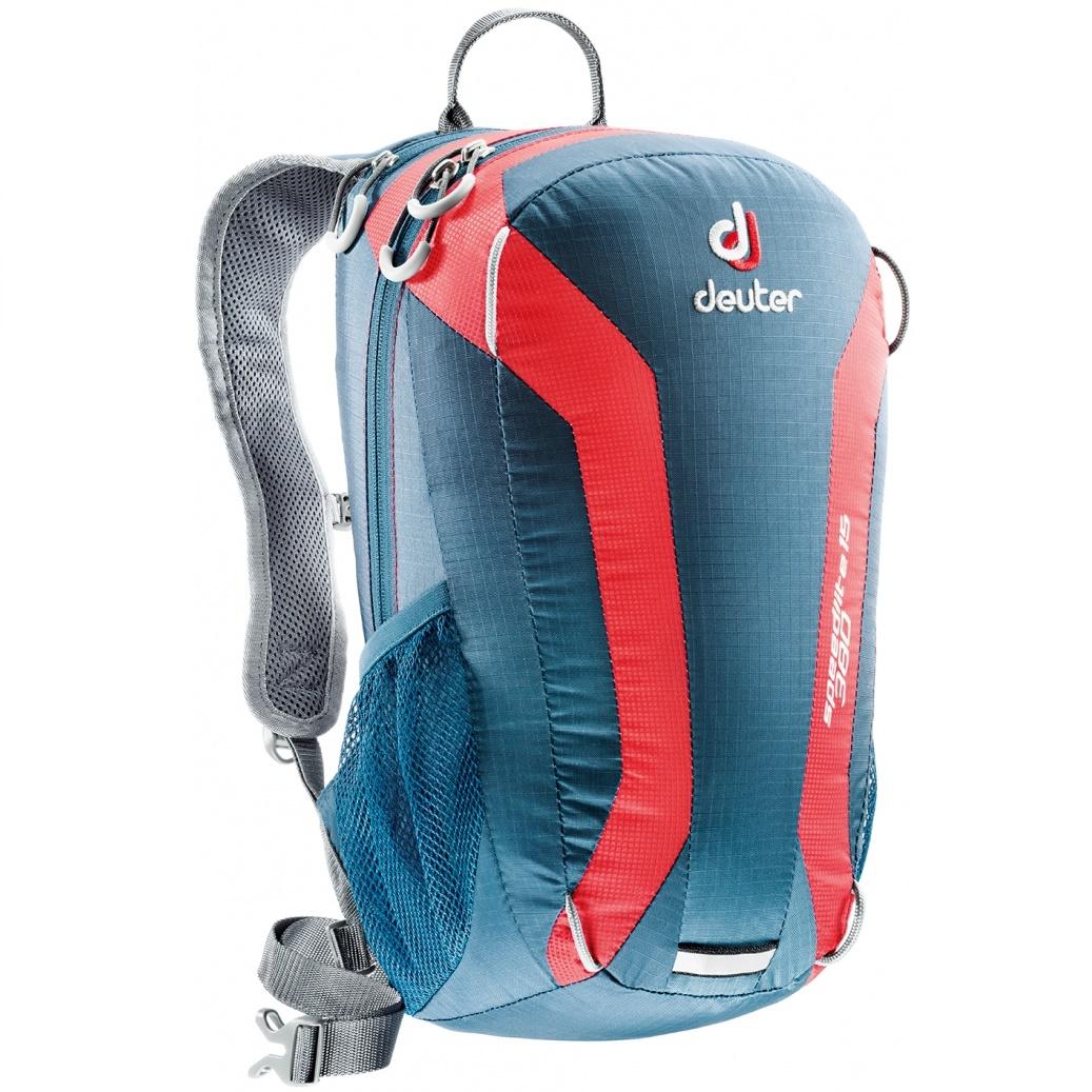 84de04de57 Horolezecký batoh DEUTER Speed Lite 15 modro-červená
