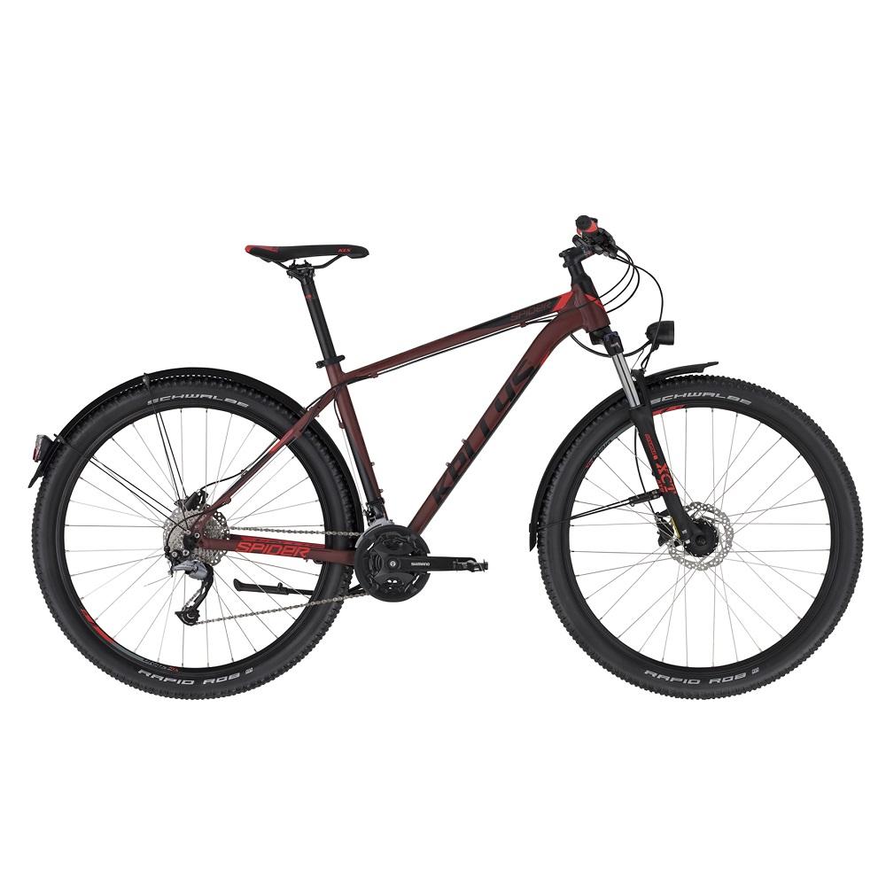 """Horský bicykel KELLYS SPIDER 60 29"""" - model 2020 M (19'') - Záruka 10 rokov"""