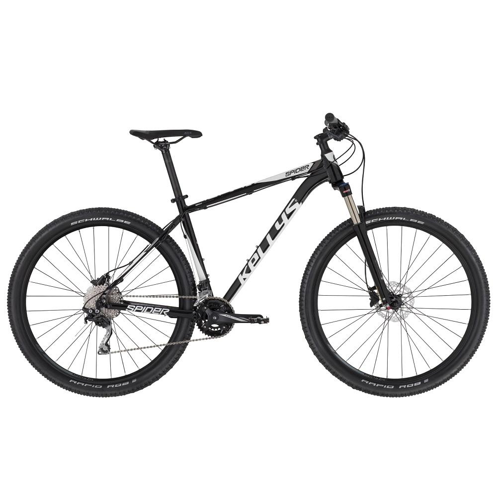"""Horský bicykel KELLYS SPIDER 90 27,5"""" - model 2020 S (17'') - Záruka 10 rokov"""