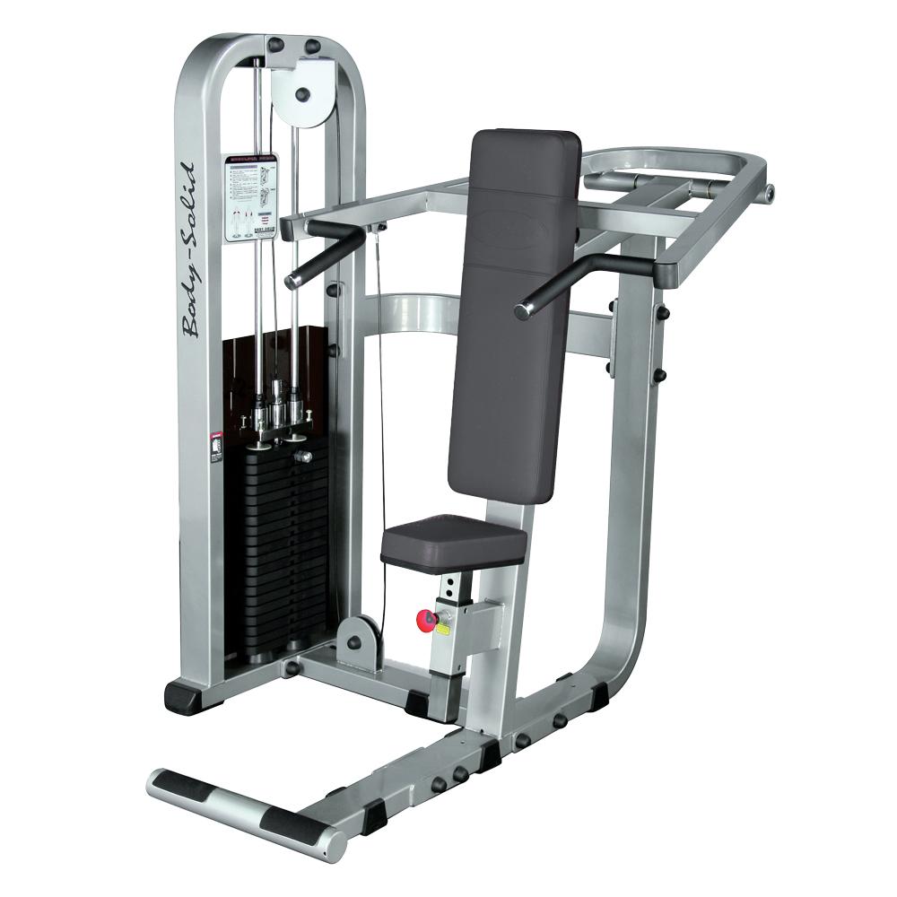 Posilňovací stroj -  ramená Body-Solid SSP-800G/2