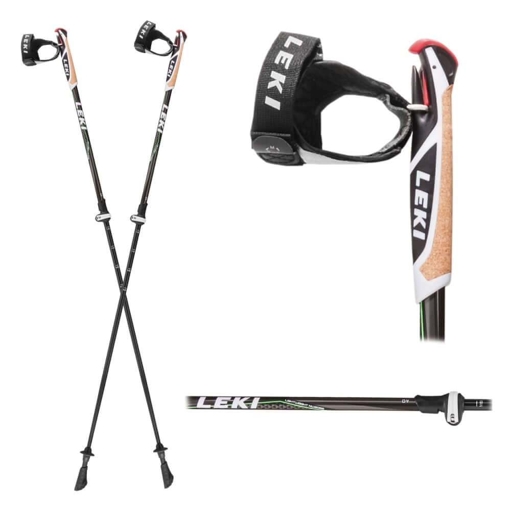 Nordic Walking palice Leki Supreme Shark 2016