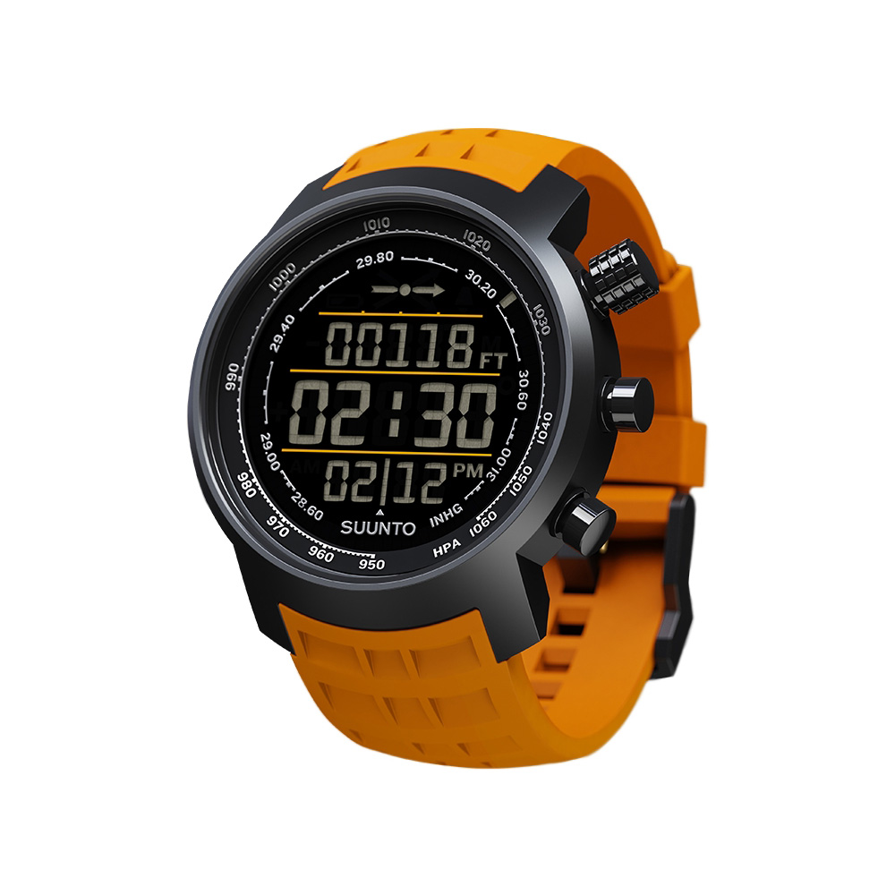 Outdoorový computer Suunto Elementum Terra N Amber rubber