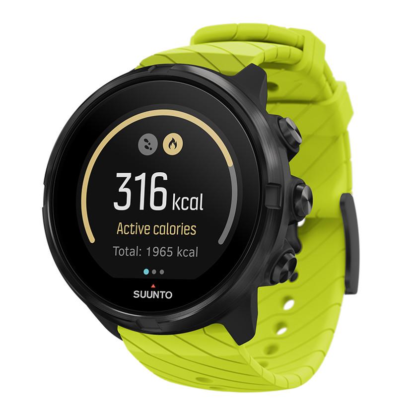 Športové hodinky SUUNTO 9 Lime