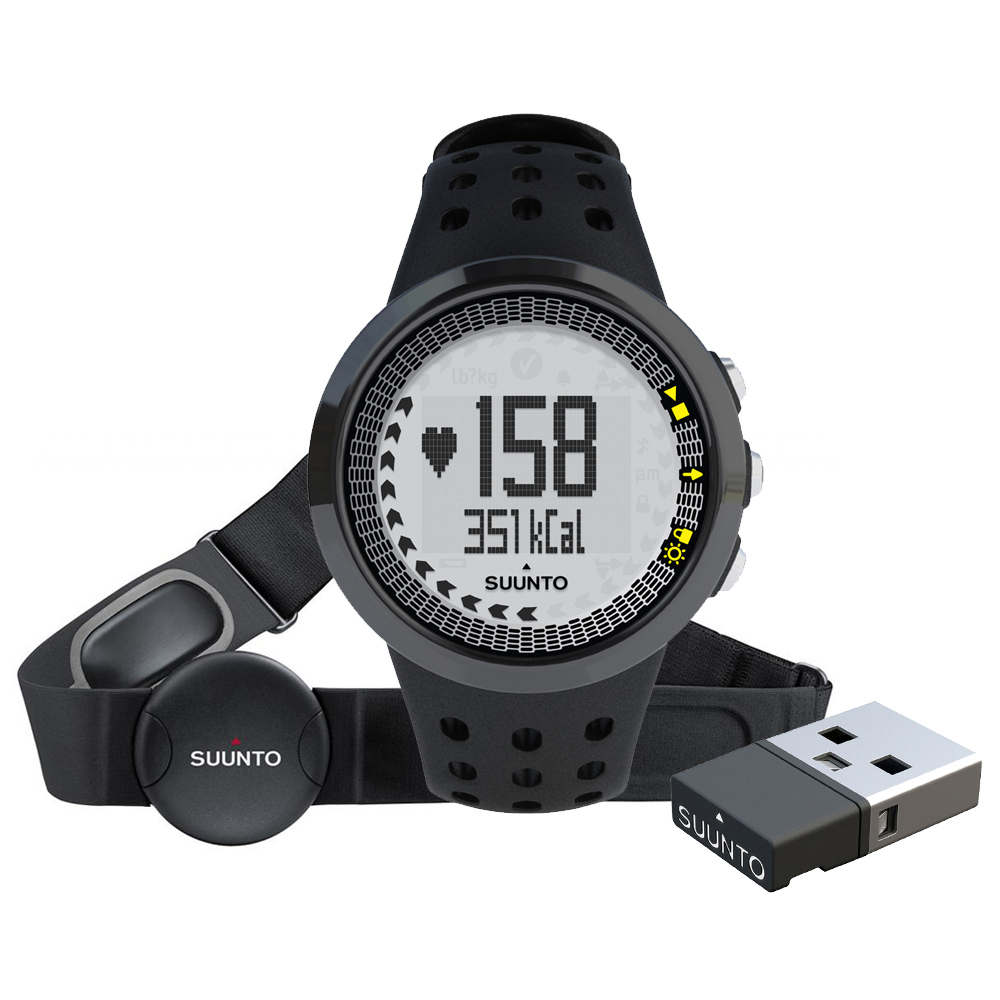 Športtester Suunto M5 Men Black Pack (+ M.MINI)