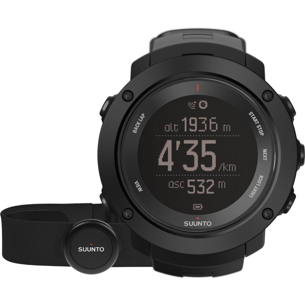 Športové hodinky Suunto Ambit3 Vertical (HR) - čierne