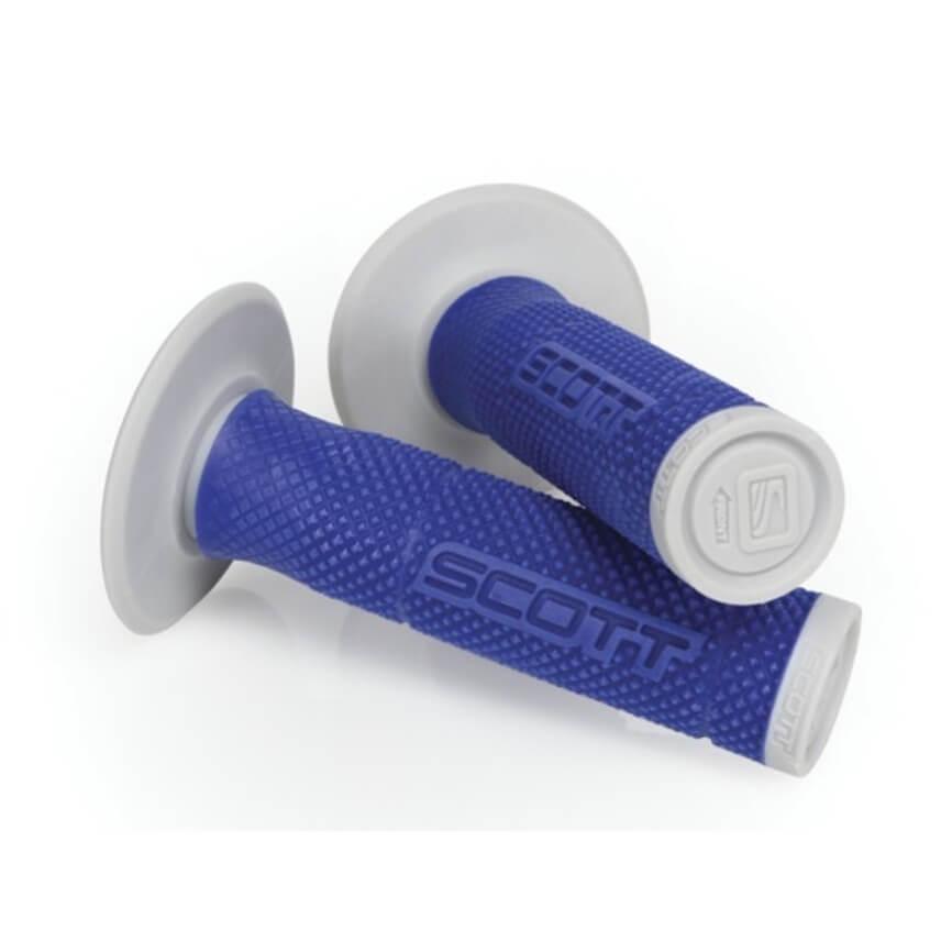 Grip SCOTT SX II blue-silver