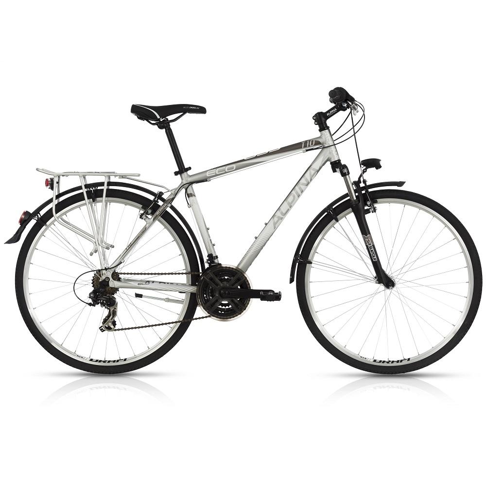 """Trekingový bicykel ALPINA ECO T10 28'' - model 2017 17"""" - Záruka 5 rokov"""