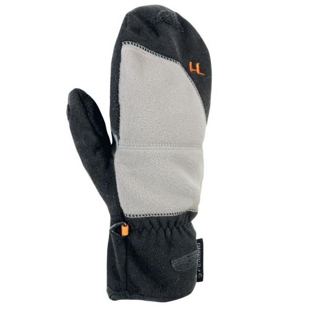 Zimné rukavice FERRINO Tactive čierno-šedá - M
