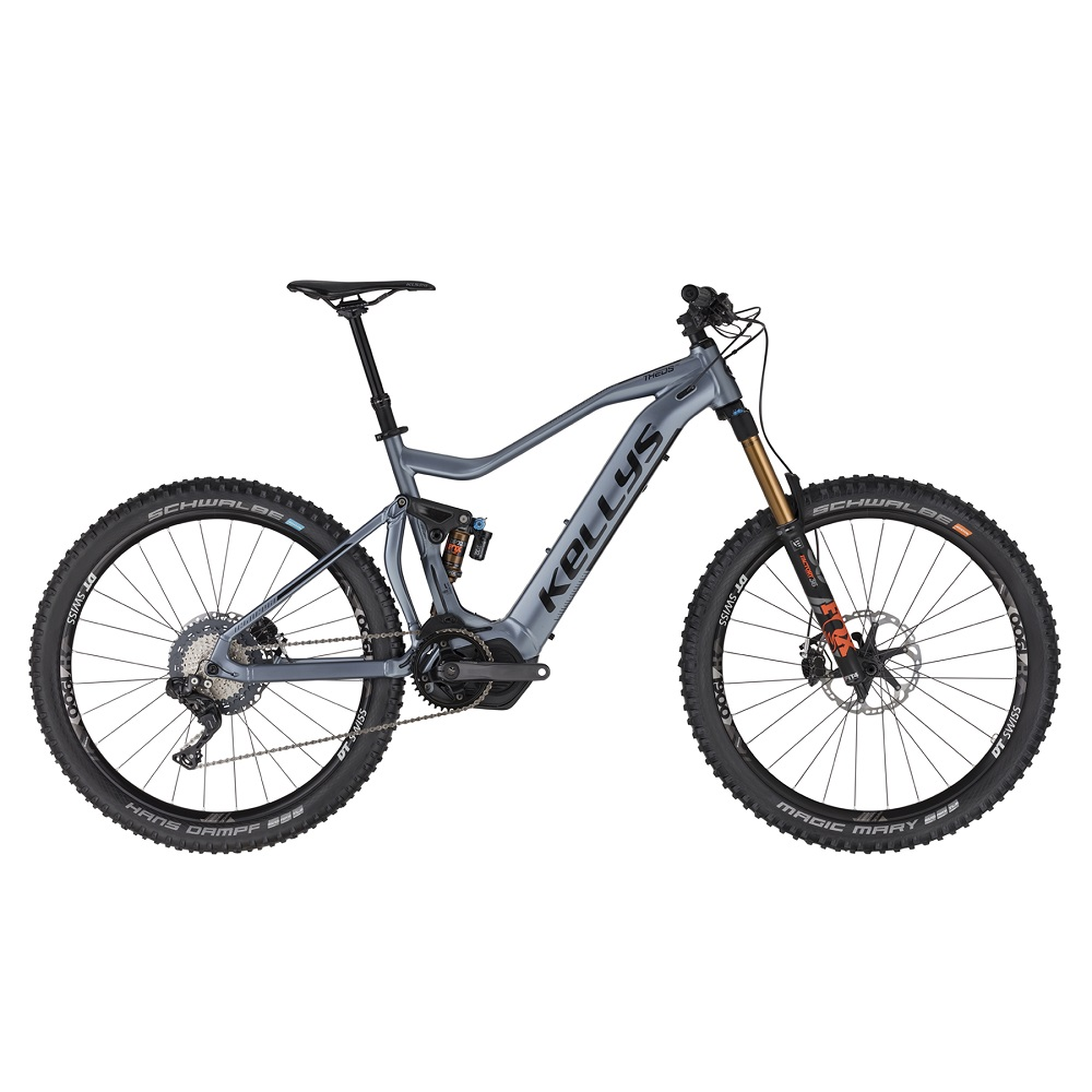 "Celoodpružený elektrobicykel Kellys Theos i90 27,5"" - model 2020 M - Záruka 10 rokov"