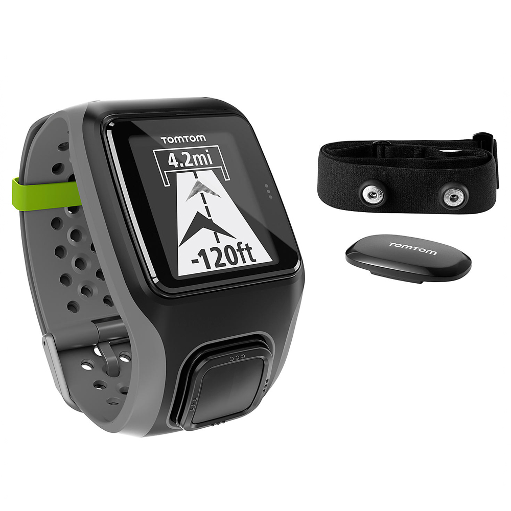 Športtester s GPS TomTom MultiSport HRM