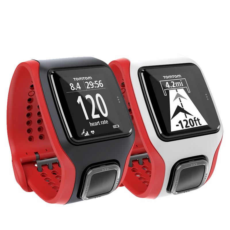 GPS hodinky TomTom MultiSport Cardio