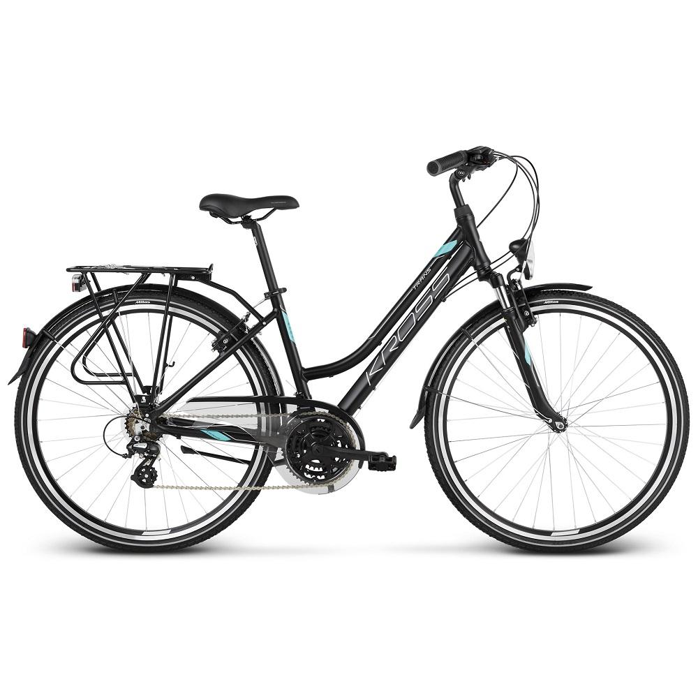 Dámsky trekingový bicykel Kross Trans 2.0 28