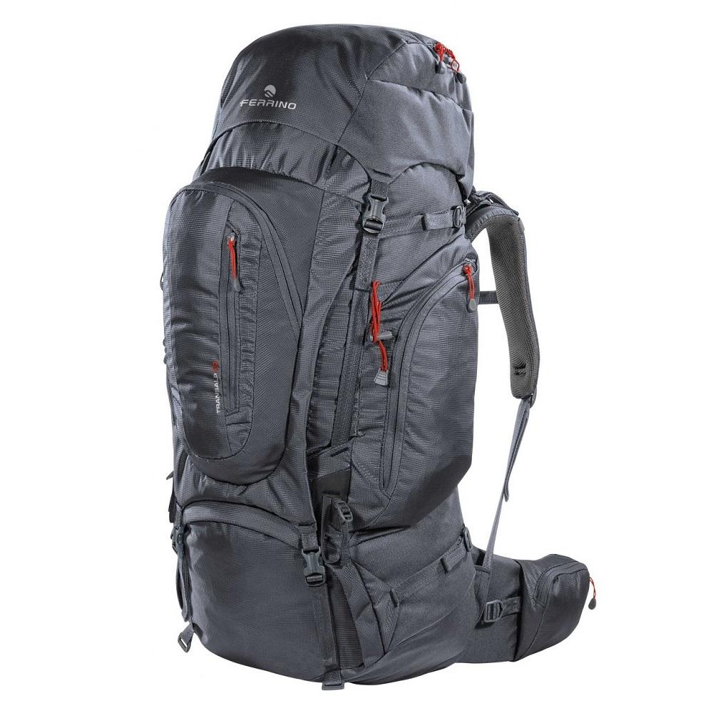 Turistický batoh FERRINO Transalp 100 čierna