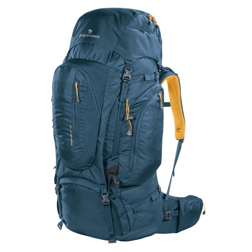Turistický batoh FERRINO Transalp 100l 2020 modrá