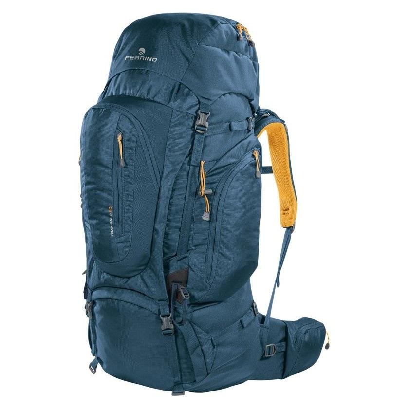 Turistický batoh FERRINO Transalp 80l 2020 modrá