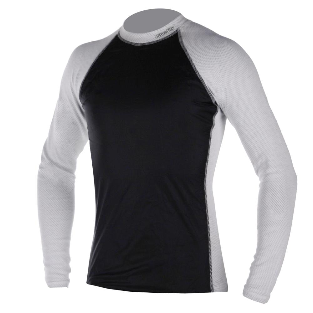 Termo tričko so šušťákom Blue Fly Termo Duo Wind - inSPORTline dee3539eda9