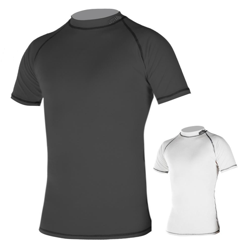 Detské termo tričko krátky rukáv Blue Fly Termo Pro