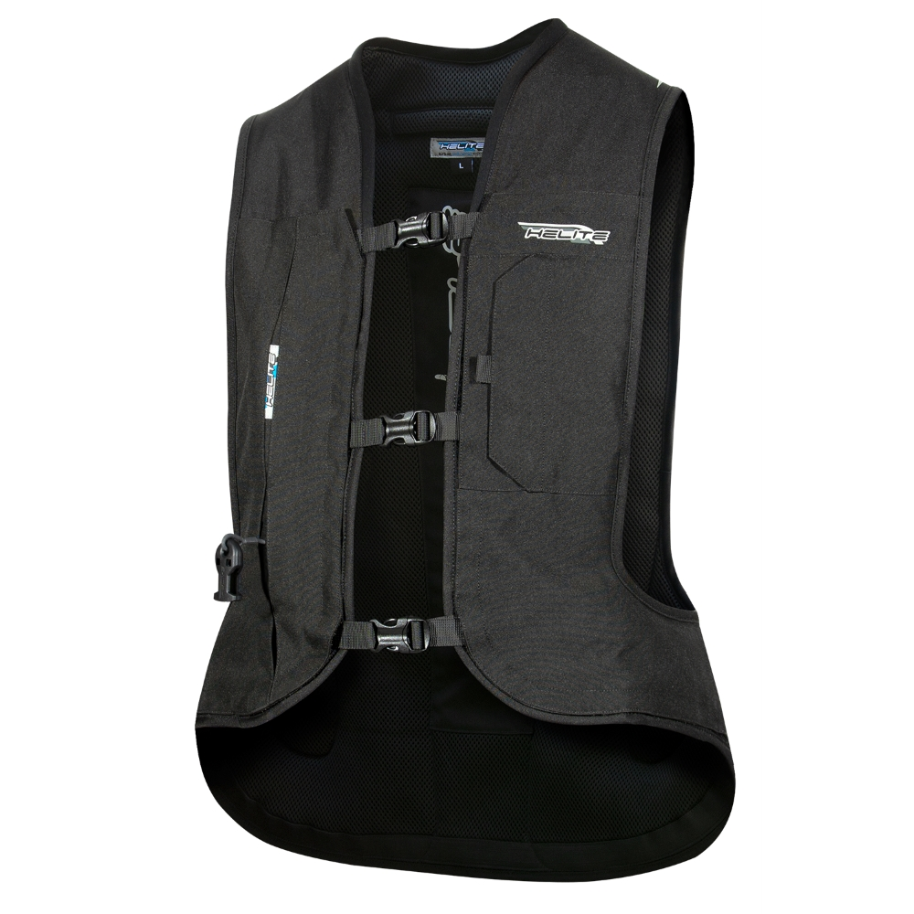 Airbagová vesta Helite Turtle 2 čierna čierna - XL