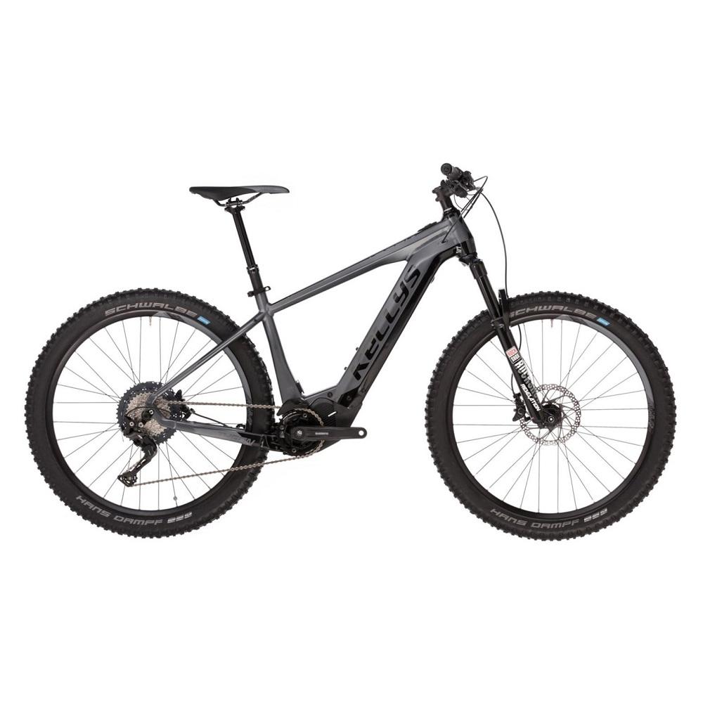 """Horský elektrobicykel KELLYS TYGON 70 29"""" - model 2019 M (17.5"""") - Záruka 10 rokov"""