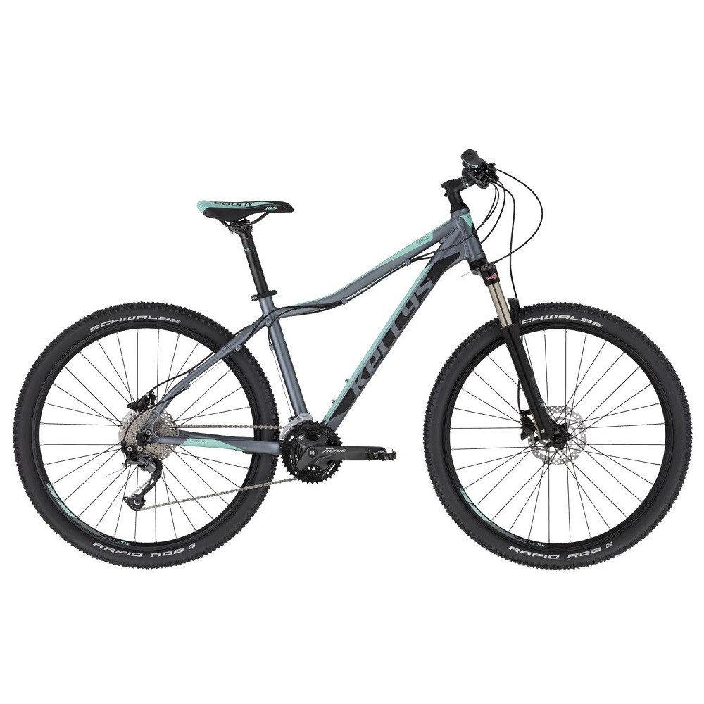 "Dámsky horský bicykel KELLYS VANITY 70 27,5"" - model 2020 M (17"") - Záruka 10 rokov"