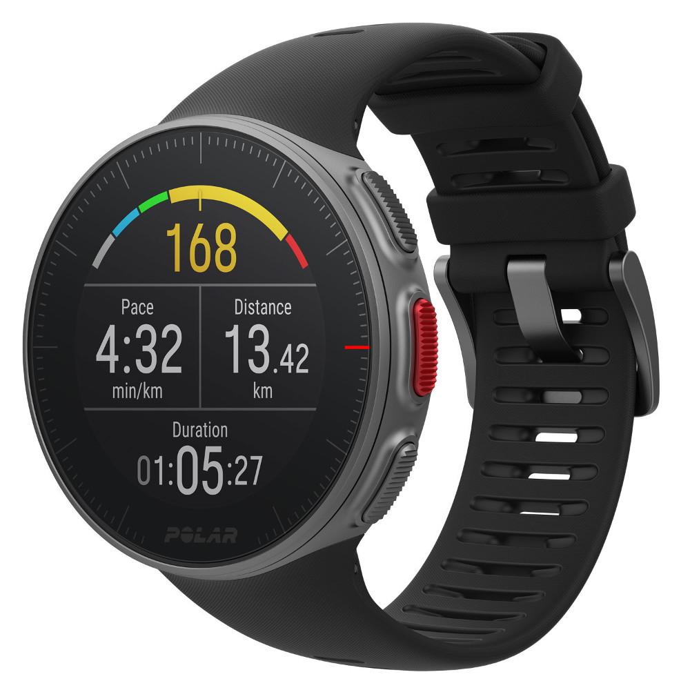 Športové hodinky POLAR Vantage V čierna